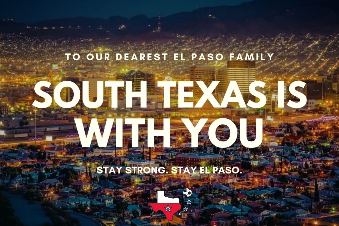 A Message from South Texas Youth Soccer Association